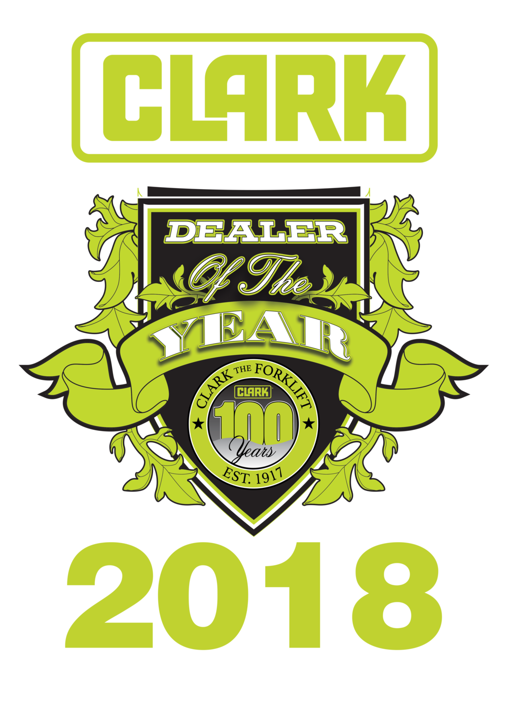 2018 Clark Dealer of the Year