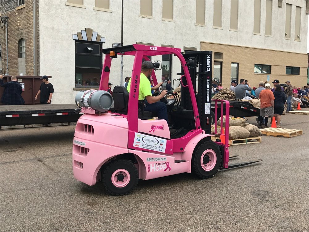 Forklifts Of Minnesota Inc Operator Training Classes