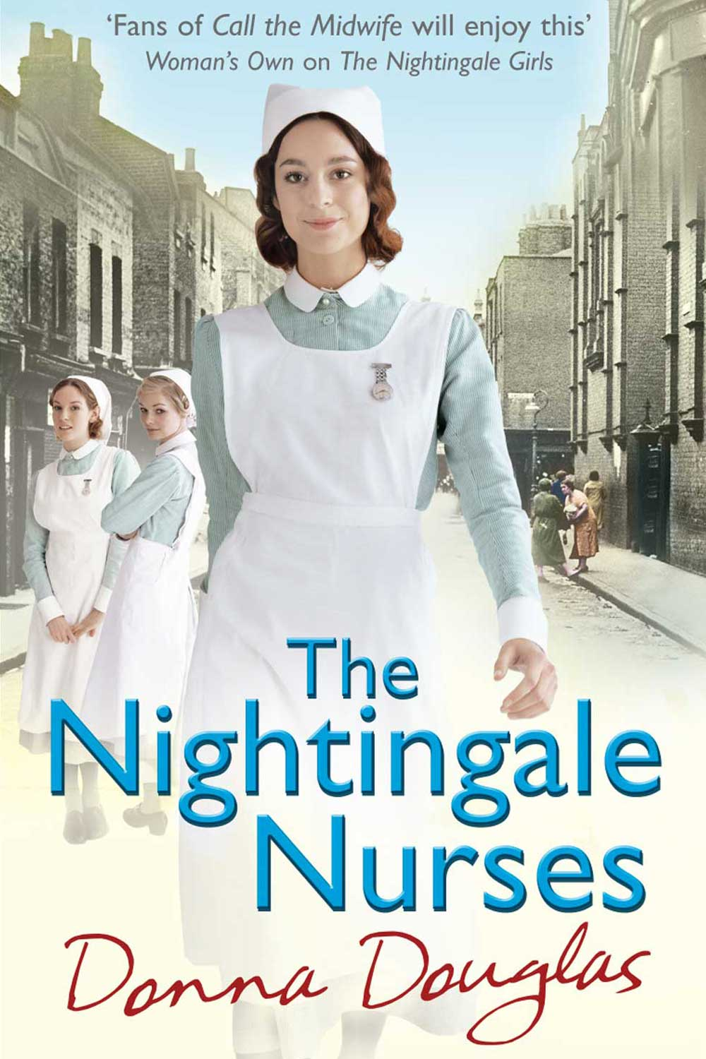 The-Nightingale-Nurses-Donna-Douglas