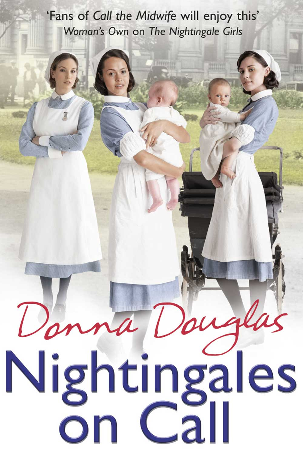 Nightingales-On-Call-Donna-Douglas