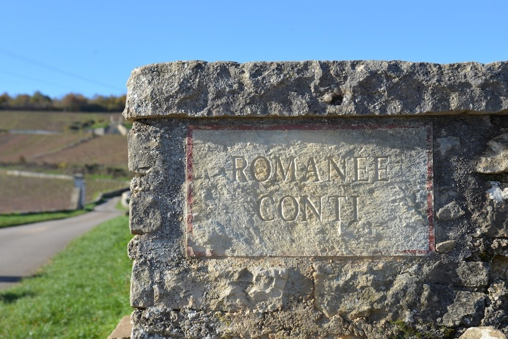 ROMANEE CONTI VOSNE ROMANEE