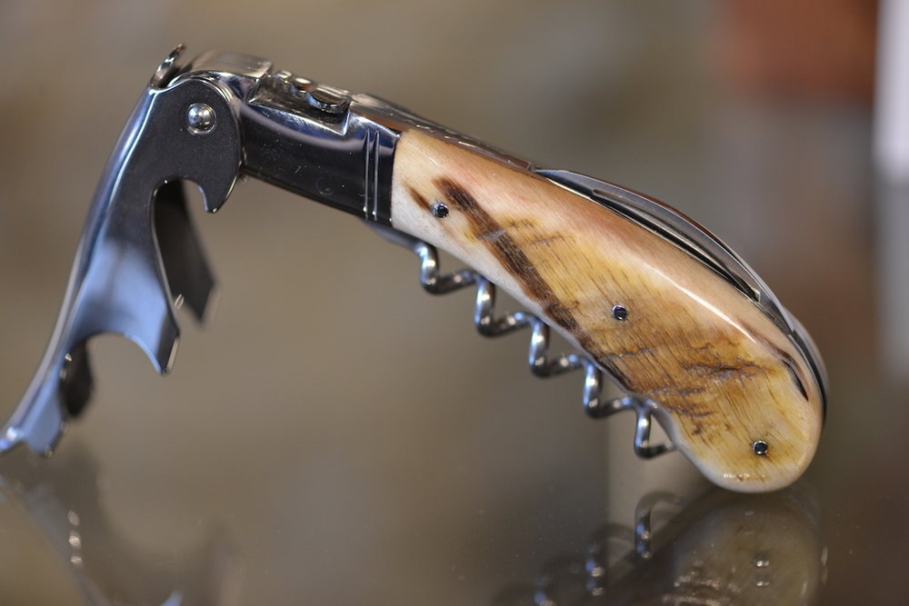 Simply the best in cork screws, each one made by one master craftsman -