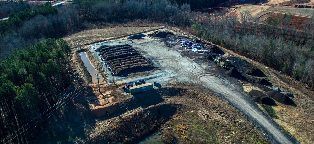 Atlas Organics, Compost House's parent companies, Twin Chimneys Composting Facility