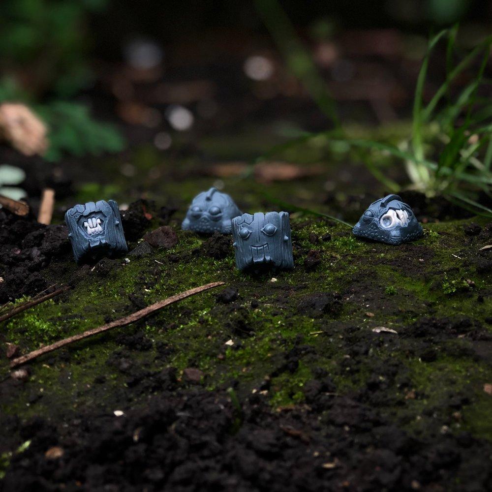 Grave Blue