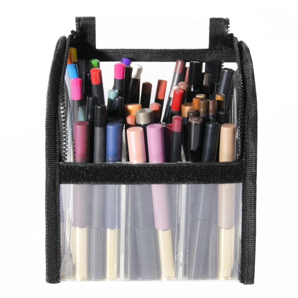 Proma Kit Six Section Makeup Bag