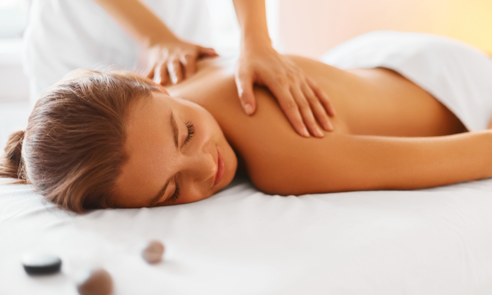 MASSAGE & SPA   Learn More +
