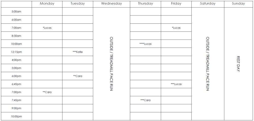 Beach to Bay Prep Program Schedule.PNG