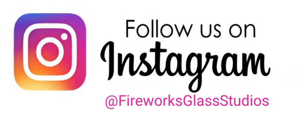 Be Inspired. - Get a glimpse of Fireworks Glass Studios from an insiders view, see behind the scenes, inspirational photography and more!