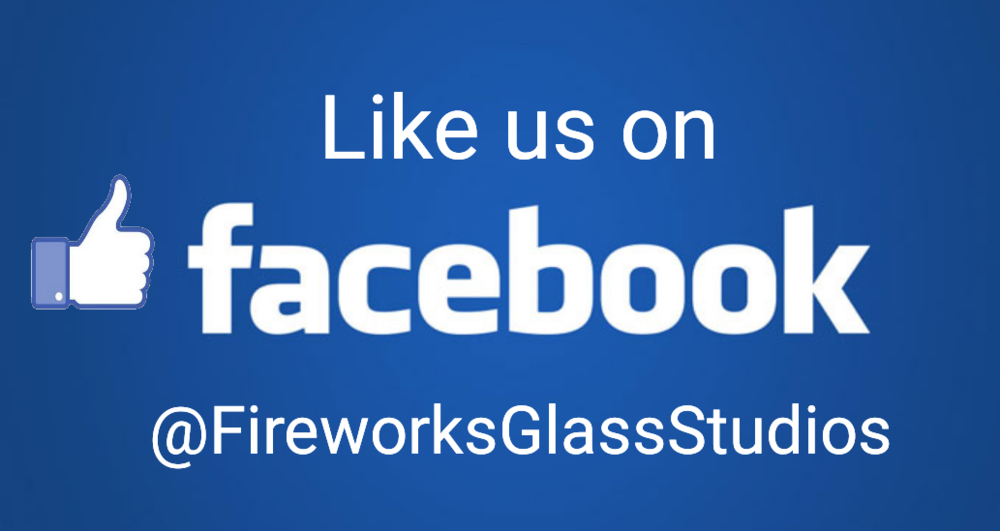 Be apart of the conversation! - See daily updates of our activity here at Fireworks Glass Studios, ask us questions, and share your experience with us!