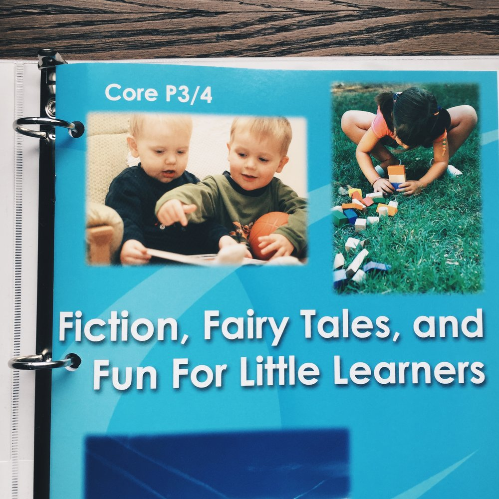 Sonlight Preschool 3/4 Homeschool Curriculum Review | on theschoolnest.com