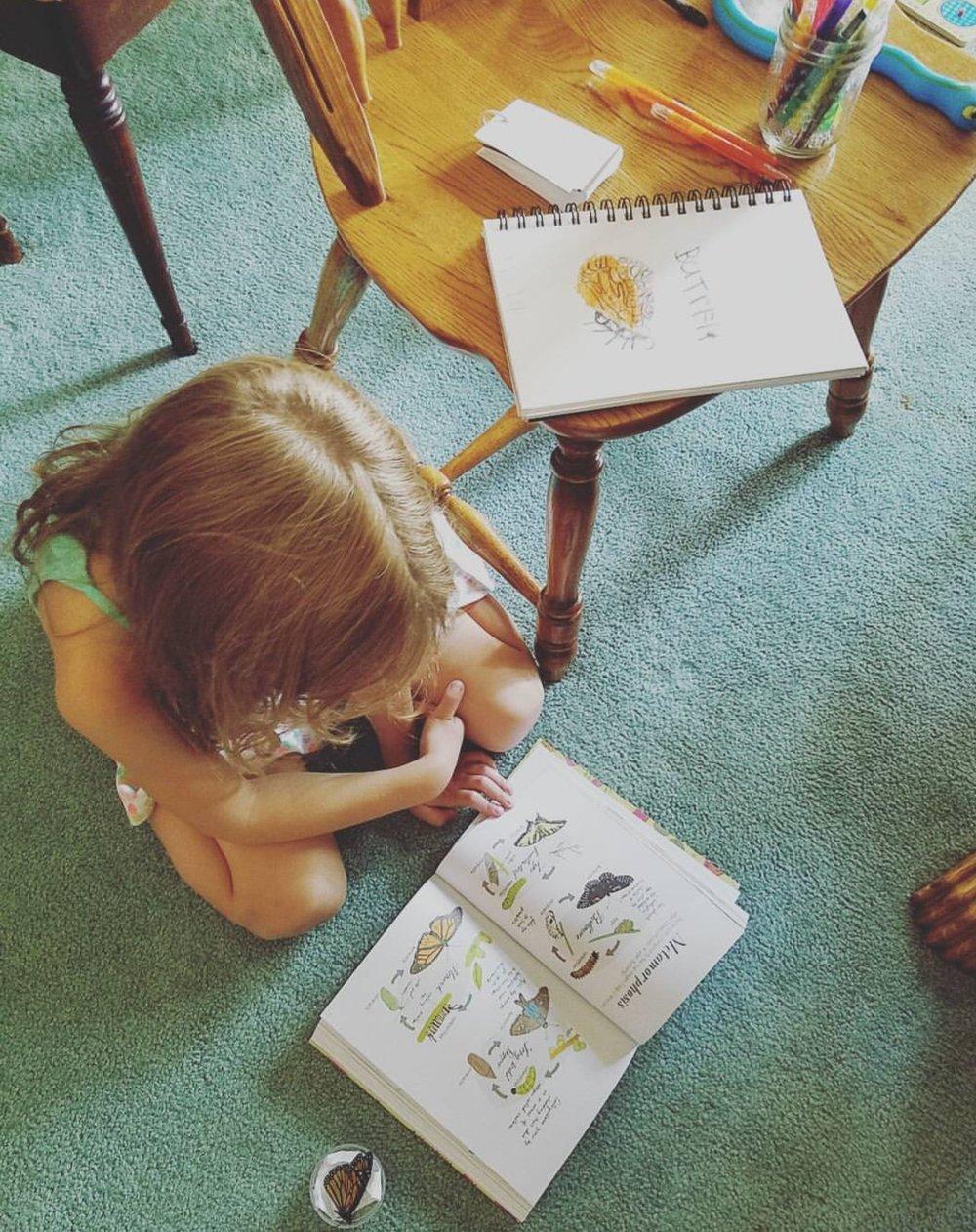 Meet My Homeschool: A Read Aloud Family in Iowa | on theschoolnest.com