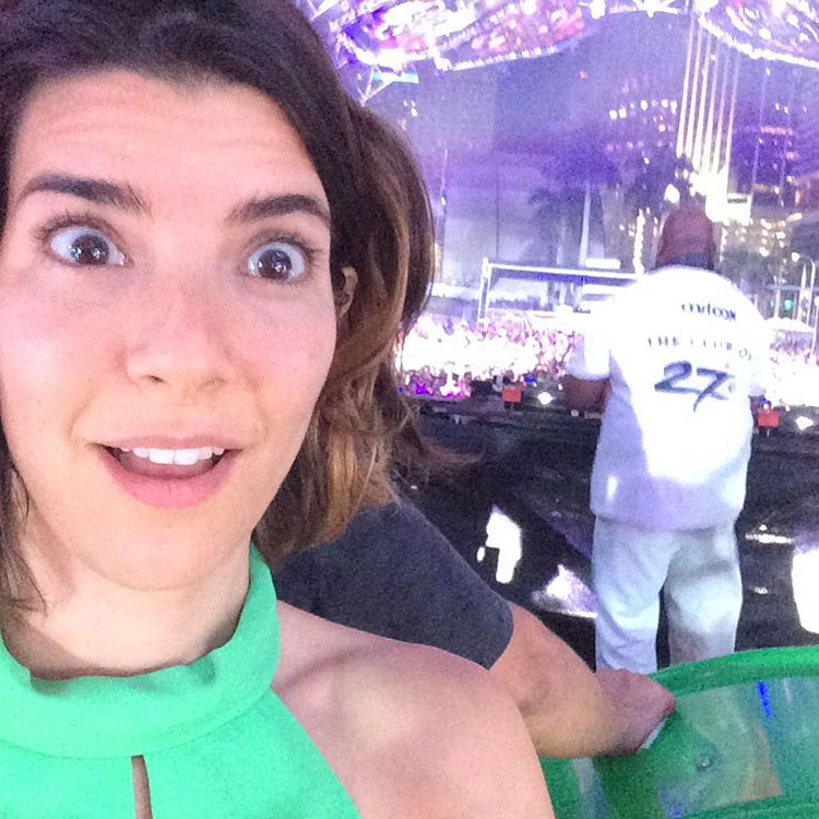 So yeah, this happened. Onstage w @carlcoxofficial #bestview @ultra #ultra  (at Ultra Music Festival)