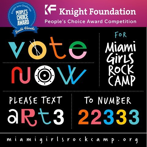 We had a amazing experience being a part of this camp. Music is so powerful! Help it grow and share this w others. It's so simple to vote, just send a quick text! #community #music #afrobabies
