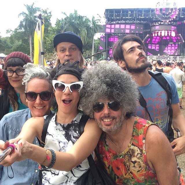 The zegziest peeps at ultra! #ilovemyfrens #ultra2015 #mmw2015 @milaplease @zmanbarzel @figurem @afrobeta  (at Ultra Music Festival)