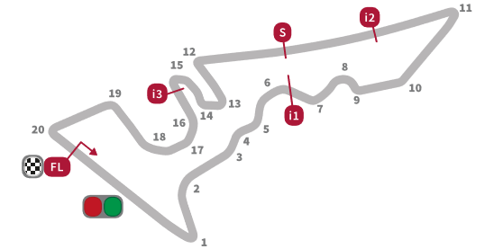 Texas, VS, 2015 - Circuit Of The Americas - 2:29.886