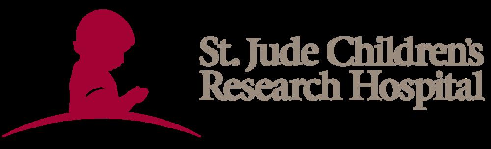 st judes children logo.png