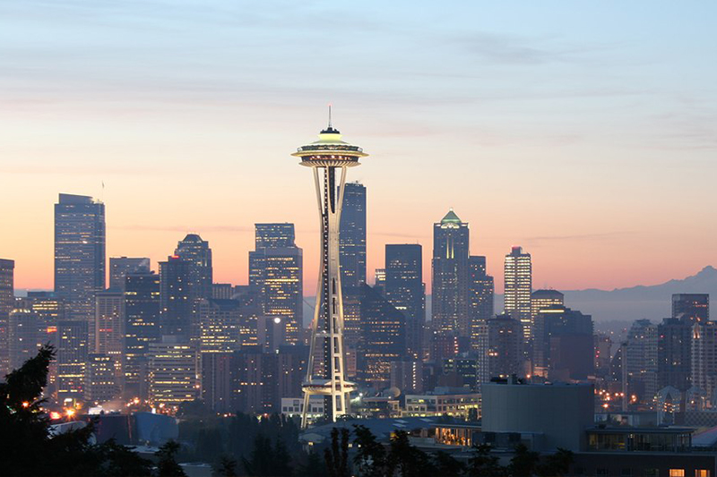 Seattle, Washington - August 12 -25
