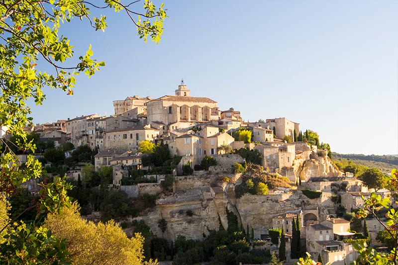 Provence, France - September 28-30 , October 1-7