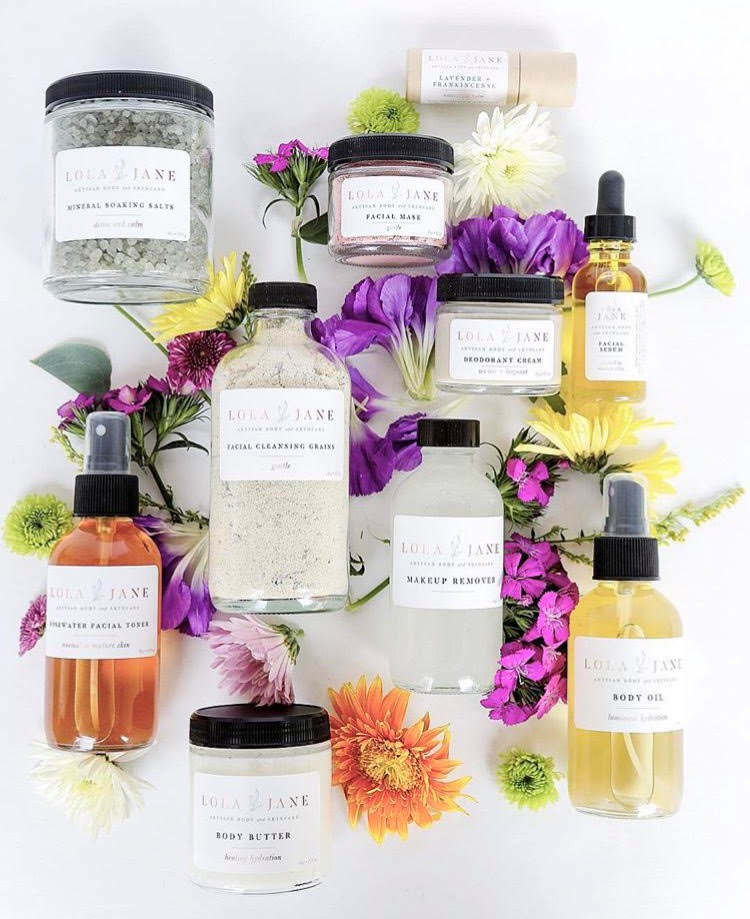 LOLA JANE -  all naturalbotanicalhandcraftedsmall batcheco-friendlycruelty free