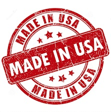 All products are proudly made in the USA
