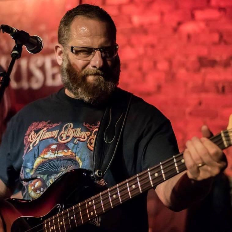 Eric Marder - Bass & Vocals