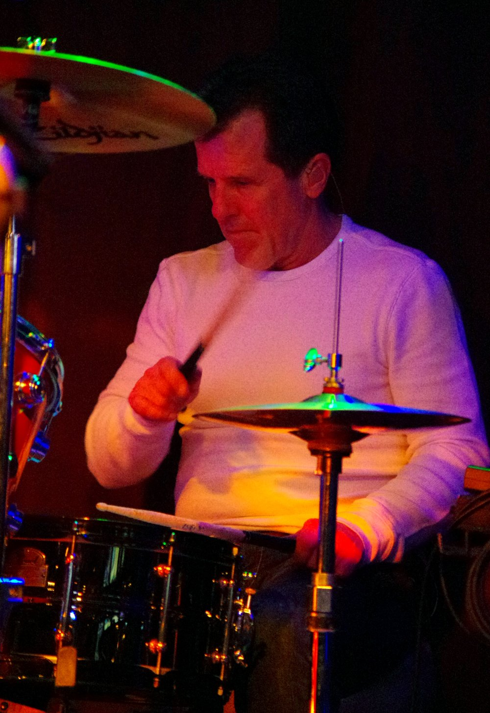 Tom Willhelm - Drums & Vocals