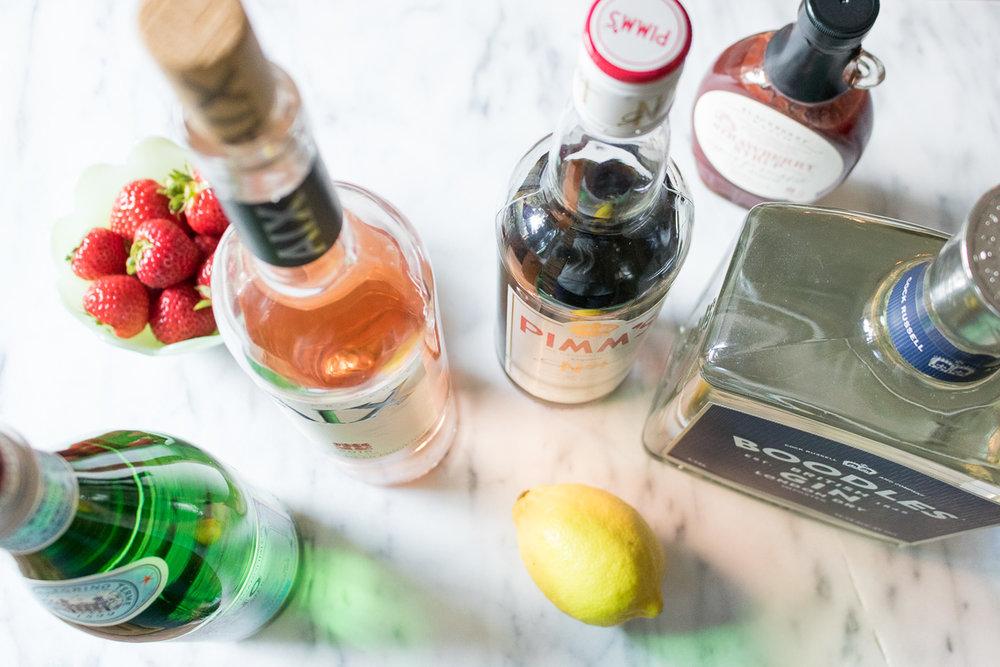 Fraisé Fizz Cocktail | A Dash of This 002
