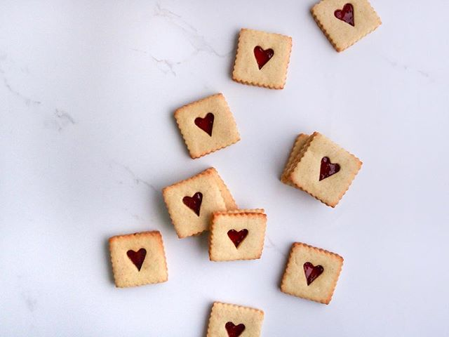 filled with ❤️ (and jam) for this valentine's day
