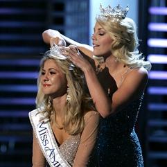 Kirsten Haglund - MISS AMERICA Miss Oakland County 2006 Miss Michigan 2007, Prelim Swimwear Miss America 2008, Prelim Swimwear