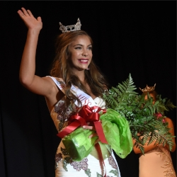 Larissa Hollingsworth Miss Oakland County's Outstanding Teen 2016
