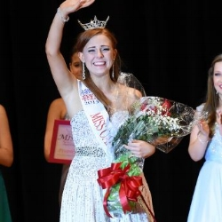 Charlotte Mathias Miss Oakland County's Outstanding Teen 2015 Top 10, Miss Michigan's Outstanding Teen 2016