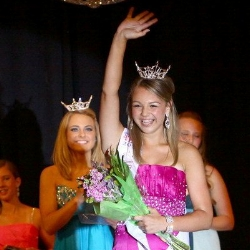 Cassidy Nugent Miss Oakland County's Outstanding Teen 2011
