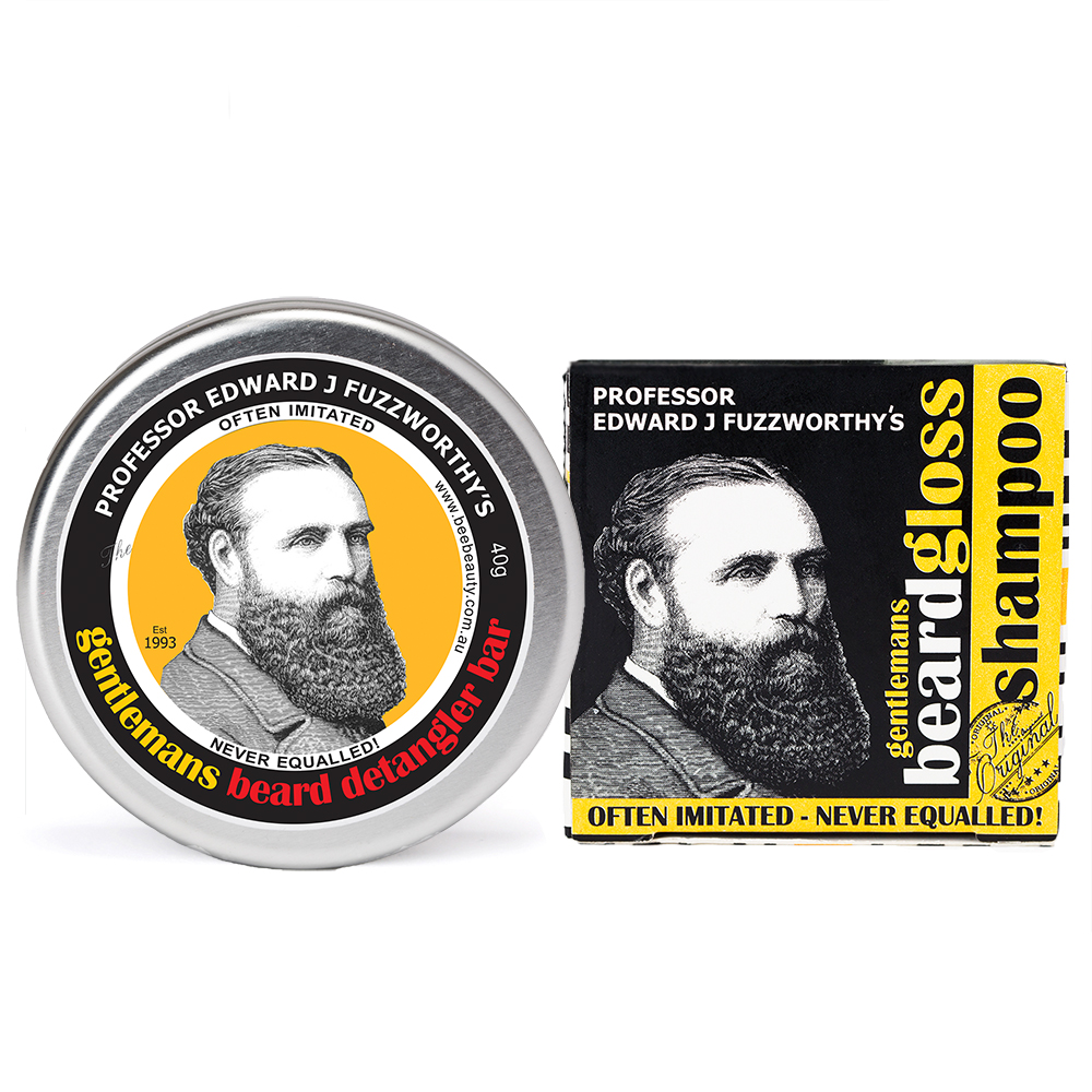 BEARD CARE - BEARD SHAMPOO CONDITIONER & BALM