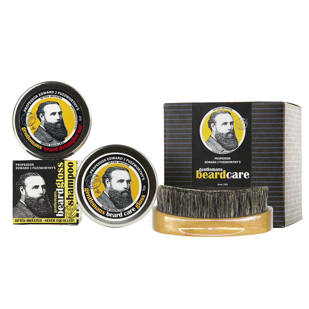 BEARD KITS - GROOMING BEARD KITS & GIFTS