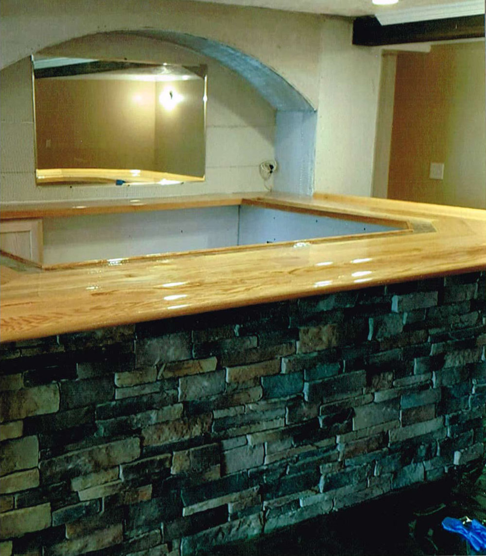 Ceramic Tile And Stone Veneer Six Star Remodeling