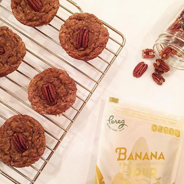 Banana But Butter Muffins -Gluten Free