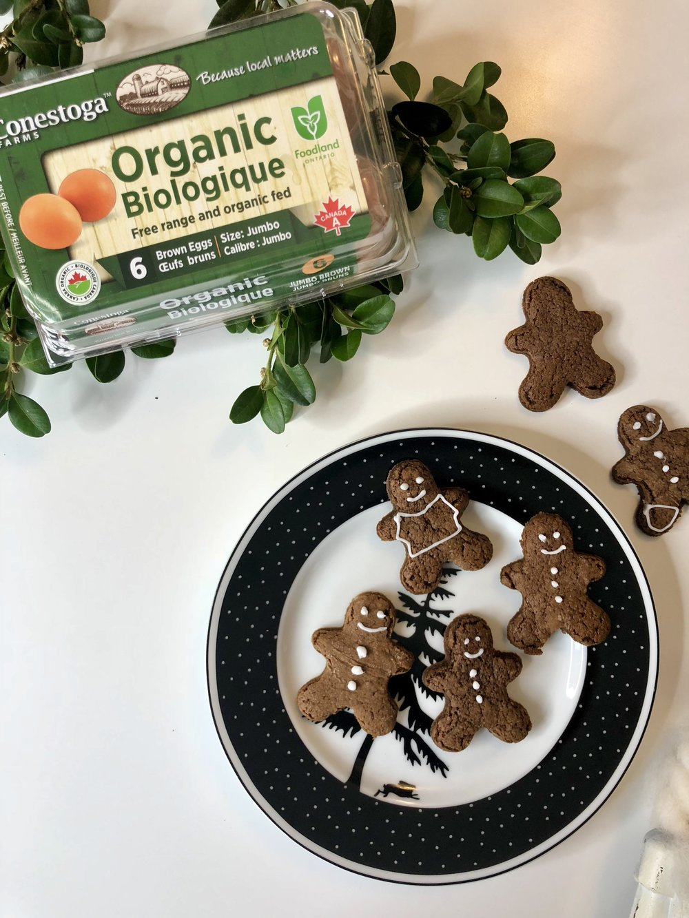 gluten free gingerbread people
