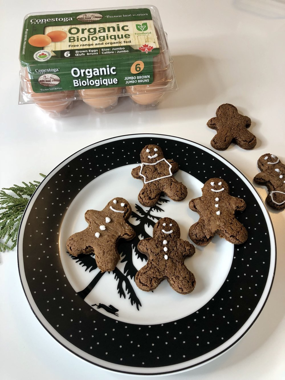 gluten free dairy free gingerbread men recipe