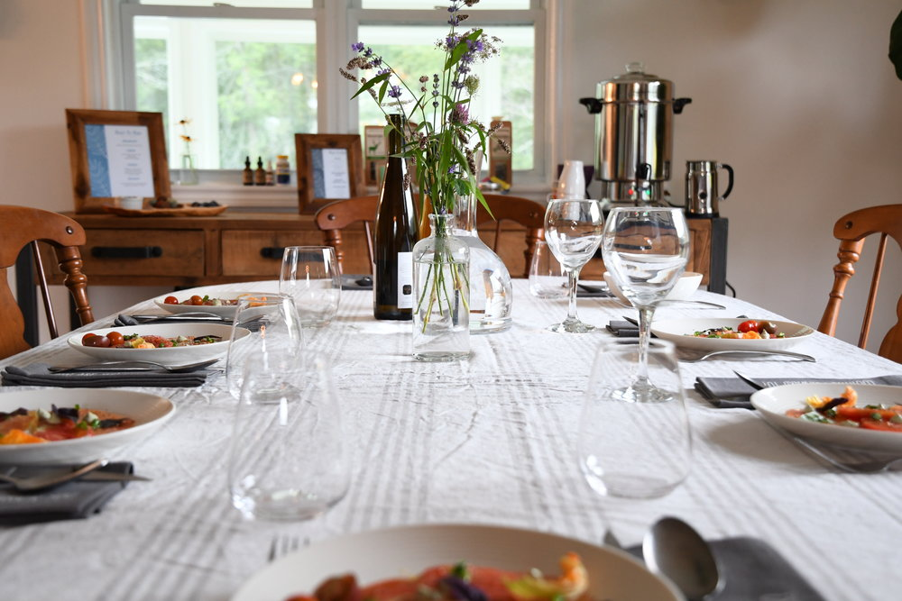 Culinary and Yoga Retreat In Prince Edward County Ontario