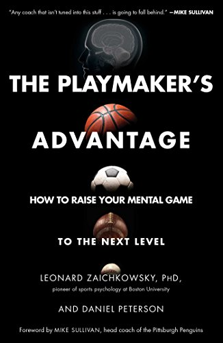 THE PLAYMAKER'S ADVANTAGE