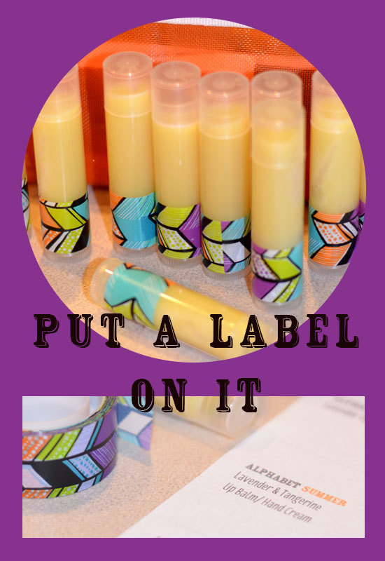 Label-Lip-Balm