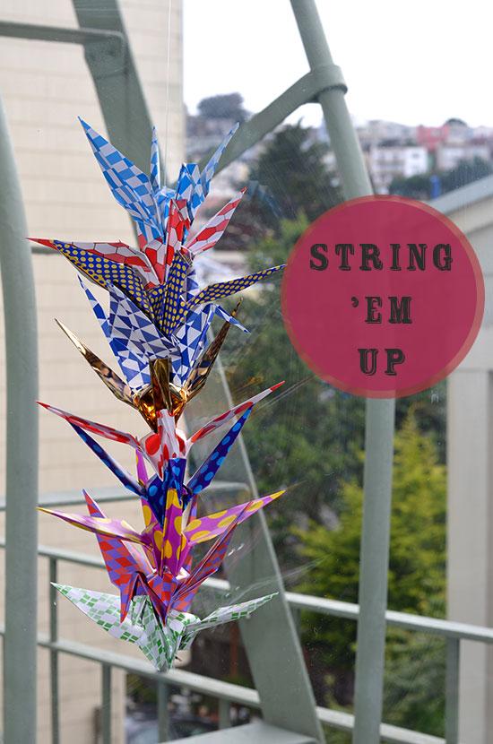 String-up-Cranes