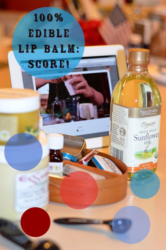 Tutorial-Edible-Lip-Balm