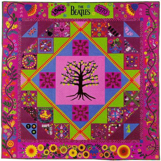 Beatles Quilt