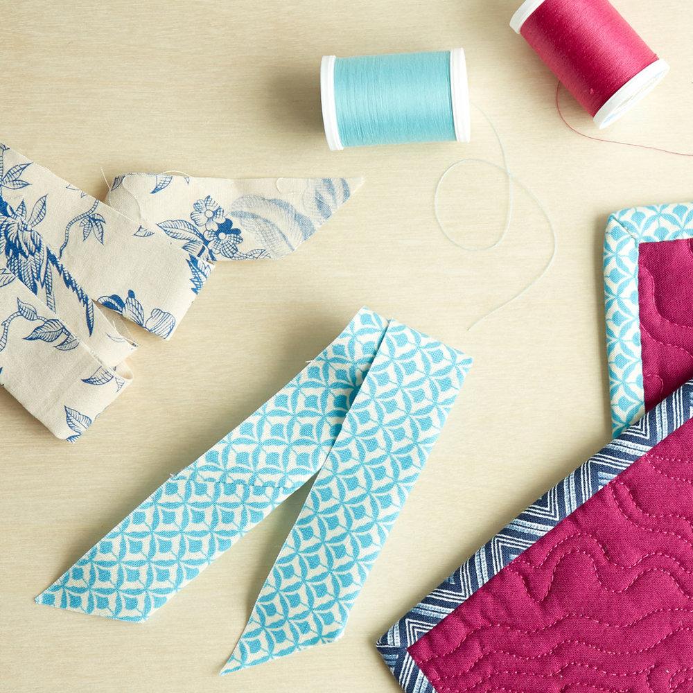 Make Binding Tape Creativebug
