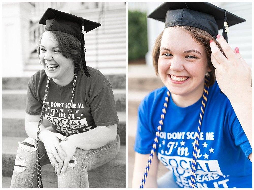 Haley - Mary Baldwin University Grad Portraits (1 of 6)