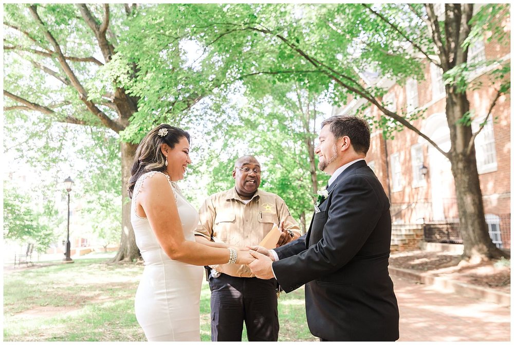 Geanna and Daniel | Charlottesville Elopement (1 of 5)