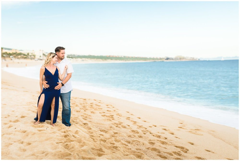 Cristi & Stephen | Cabo San Lucas Couples Beach Session (4 of 16)