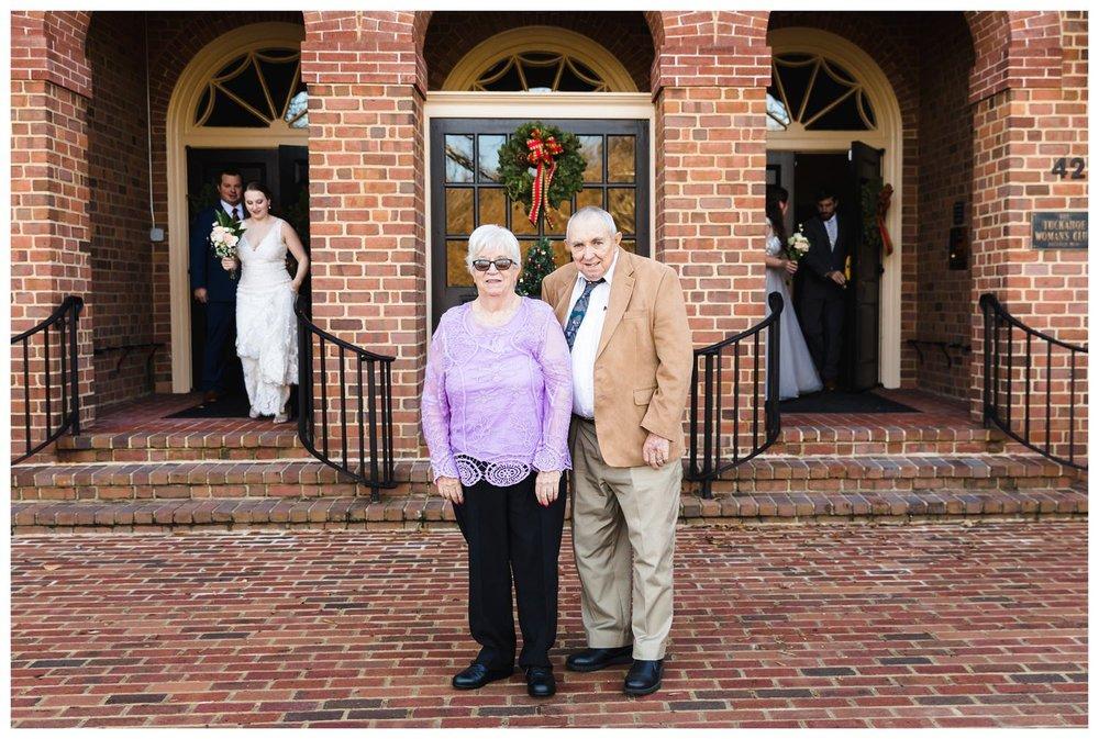 Kaylyn Wedding Surprise Grandparents RVA Charlottesville Photographer Tuckahoe Women's Club Richmond Virginia 1 of 27