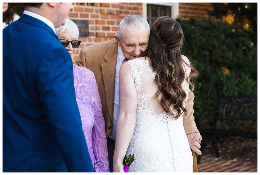 Kaylyn Wedding Surprise Grandparents RVA Charlottesville Photographer Tuckahoe Women's Club Richmond Virginia 7 of 27